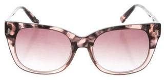 Jason Wu Tortoiseshell Gradient Sunglasses