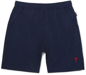 Ami Long-Length Swim Shorts