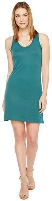 Alternative - Effortless Tank Dress Women's Dress $48 thestylecure.com