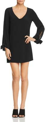 Ella Moss Tie-Cuff Dress