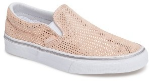 Women's Vans Classic Slip-On Sneaker $59.95 thestylecure.com