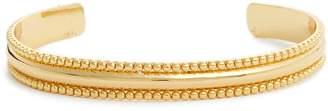 Rebecca Minkoff Bead Edge Cuff Bracelet
