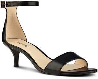 Leisa Open Toe Sandals $79 thestylecure.com