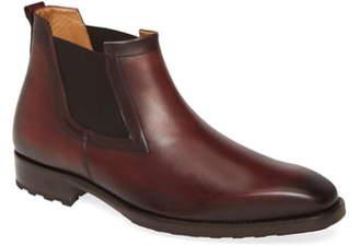 Mezlan Omar Lugged Chelsea Boot