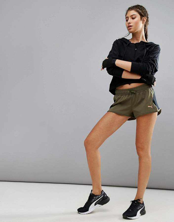 – Transition – Shorts in Khaki