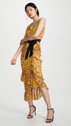 Saloni Rosalind Dress