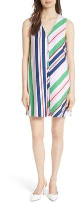 Ted Baker Stripe Shift Dress