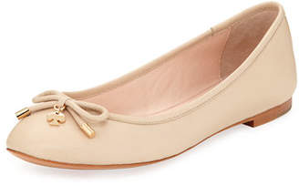 Kate Spade willa classic leather Ballet Flats