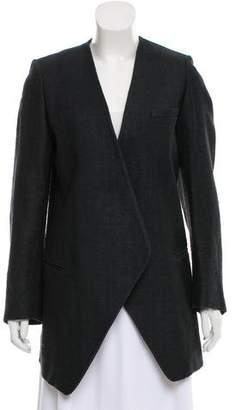 Chloé Structured Silk Blazer