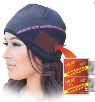 Factory Women's Heat Beanie In Black