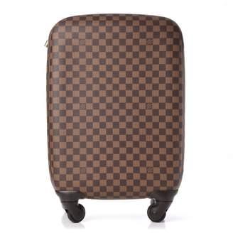 Louis Vuitton Suitcase Zephyr Damier Ebene 55 Brown