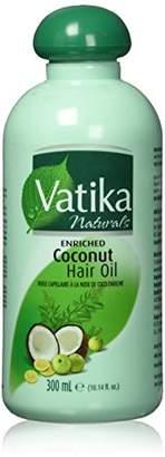 Dabur Vatika Coconut Enriched Hair Oil 300mL
