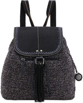 The Sak Avalon Convertible Crochet Backpack