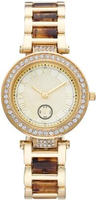 Women's Crystal Tortoise Watch