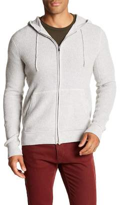Velvet by Graham & Spencer Front Zip Hooded Jacket