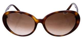 Stella McCartney Round Tortoiseshells Sunglasses