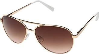 Steve Madden Women's Sm482166 Aviator Sunglasses