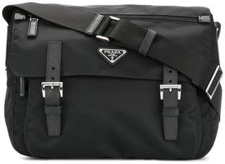 Prada Vela messenger bag