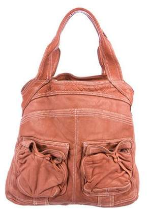 Zadig & Voltaire Leather Hobo Bag