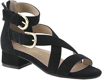Bettye Muller Concept Abel Suede Strappy Sandal