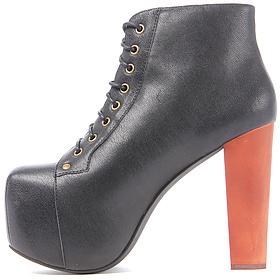 Jeffrey Campbell The Lita Shoe in Black