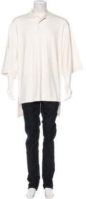 FENTY PUMA by Rihanna Longline Oversize Polo Shirt w/ Tags