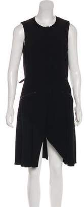 Rag & Bone Sleeveless Pleated Dress