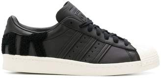 adidas lace fastened sneakers