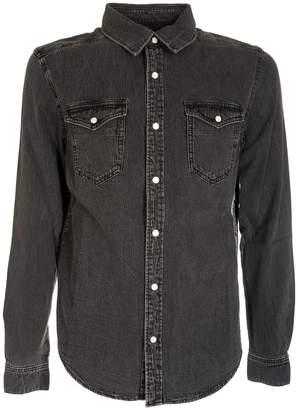 Givenchy Slim Fit Denim Shirt