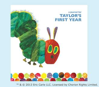 Pottery Barn Kids The Very Hungry Caterpillar Personalized Baby Book