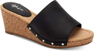Style&Co. Style & Co Carinii Platform Sandals