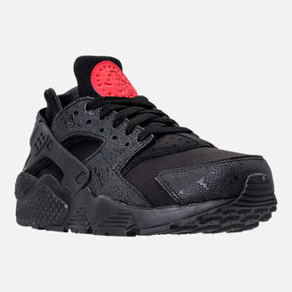 Nike Men's Huarache Run Floral Casual Shoes