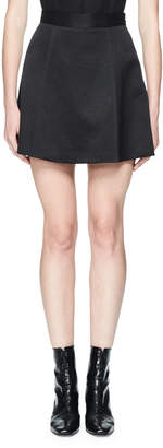 Olivier Theyskens Tosca Flared Mini Skirt, Black