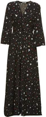 Ganni Twist Maxi Dress