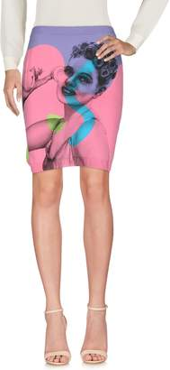Jeremy Scott Knee length skirts