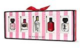 Victoria's Secret Mini Perfume Eau De Parfum Gift Set of Bombshell, Noir Tease, Heavenly, Very Sexy, Forever Sexy $44.99 thestylecure.com
