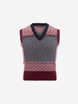 Alexander McQueen Wool Vest