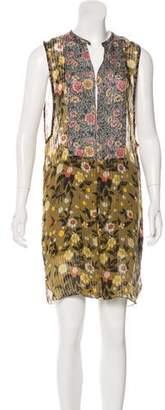 Isabel Marant Floral Knee-Length Dress