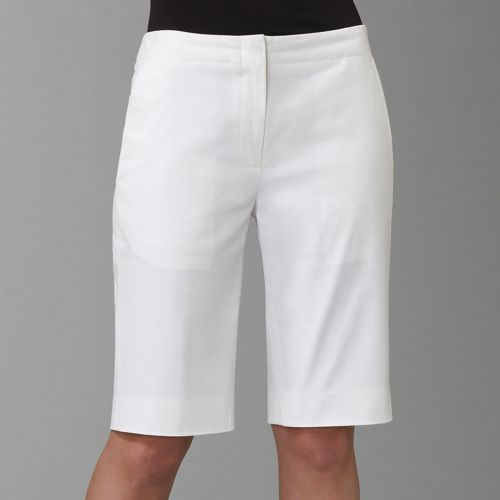 TSE Stretch Cotton Bermuda Shorts