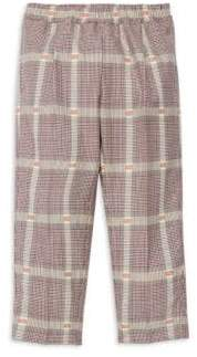 Gucci Little Boy's& Boy's Prince Of Galles Jogging Pants