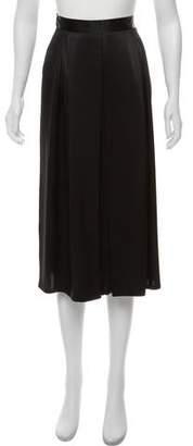 Cacharel Pleated Midi Dress