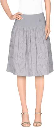 La Via 18 LAVIA18 Knee length skirts