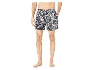 Ted Baker Plecoe Floral Mashup Print Swim Shorts