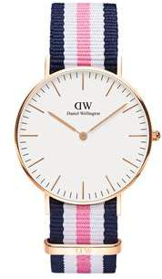 Daniel Wellington Classic Southampton Rose Gold Watch