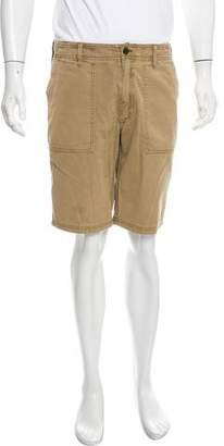 Burberry Six-Pocket Utility Shorts
