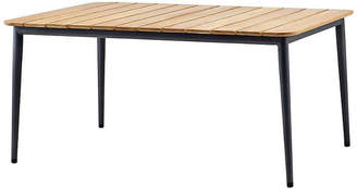 Core Dining Table - Lava Gray - Cane-line