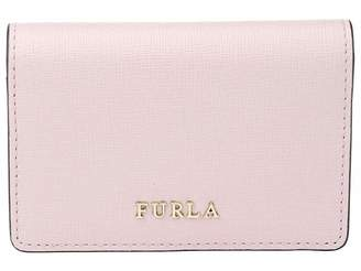 Leather business card case shopstyle at zappos furla babylon small business card case reheart Images