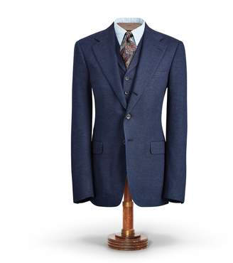 Ralph Lauren Herringbone Suit Jacket