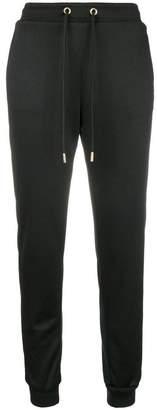 Versace drawstring slim-fit trousers