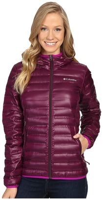 Columbia Flash ForwardTM Hooded Down Jacket $139.99 thestylecure.com